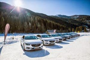 Opel-Insignia-model-range,Opel Winter-Training