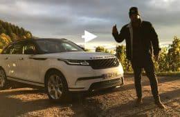 Range Rover Velar SE, Jan Weizenecker