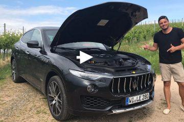 Maserati Levante, Jan Weizenecker