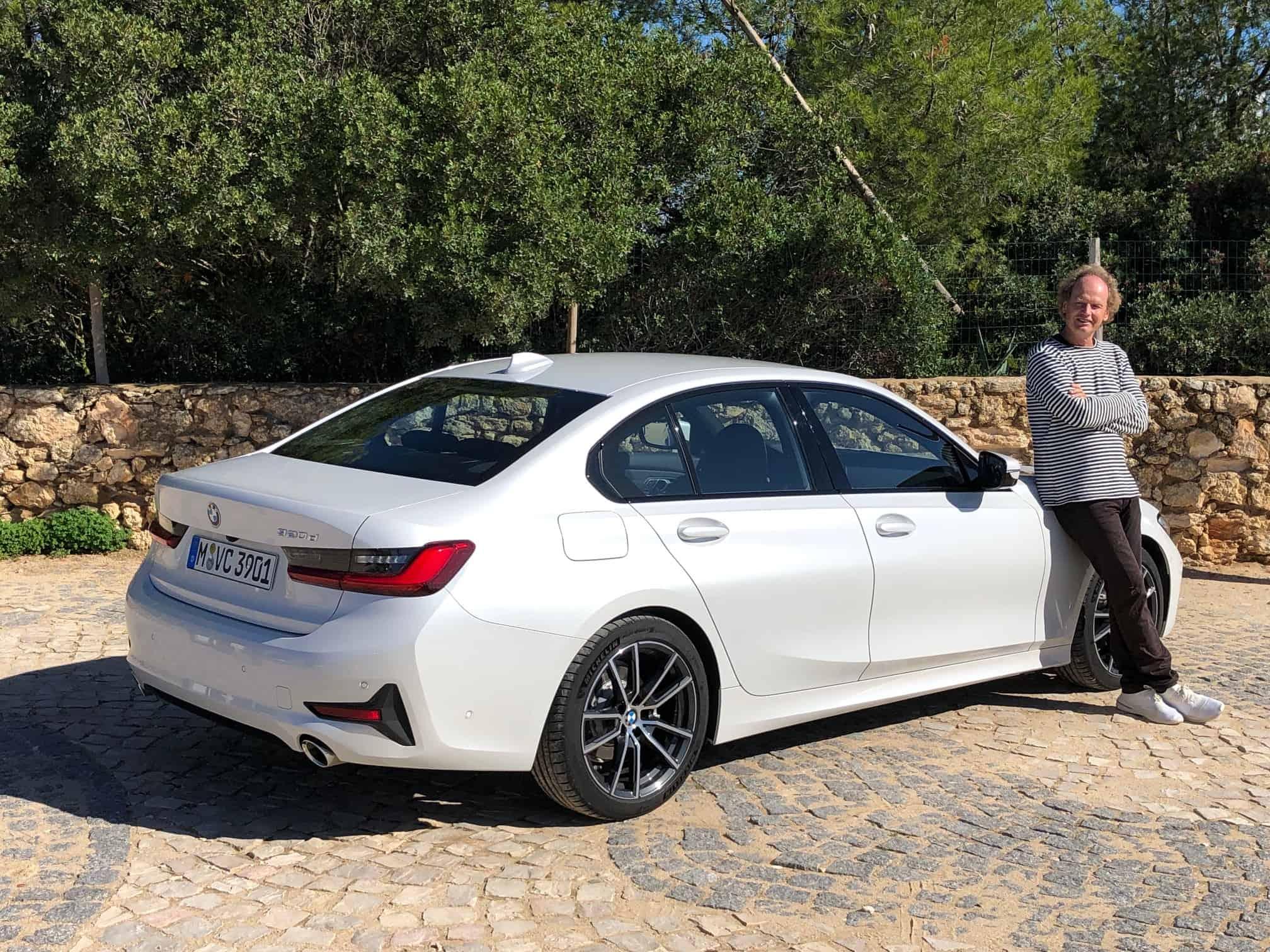 BMW 3er, Dr Friedbert Weizenecker