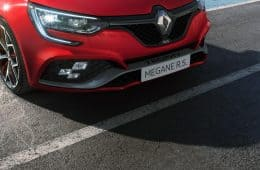 Renault Mégane R.S. TROPHY