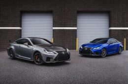 Lexus RC F und neue RC F Track Edition