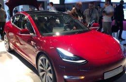 Tesla Model 3 in Deutschland bestellbar