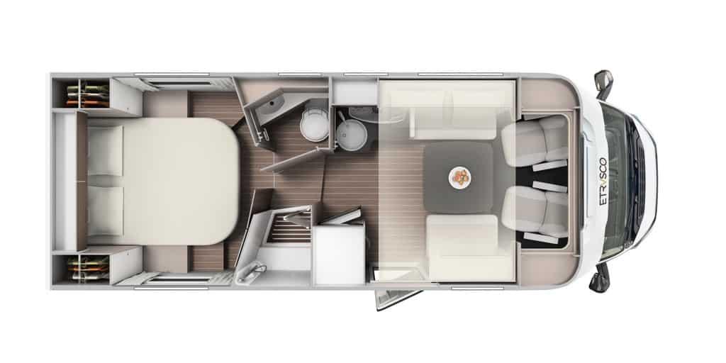 cmt 2019 etrusco bringt alkovenmodell der. Black Bedroom Furniture Sets. Home Design Ideas