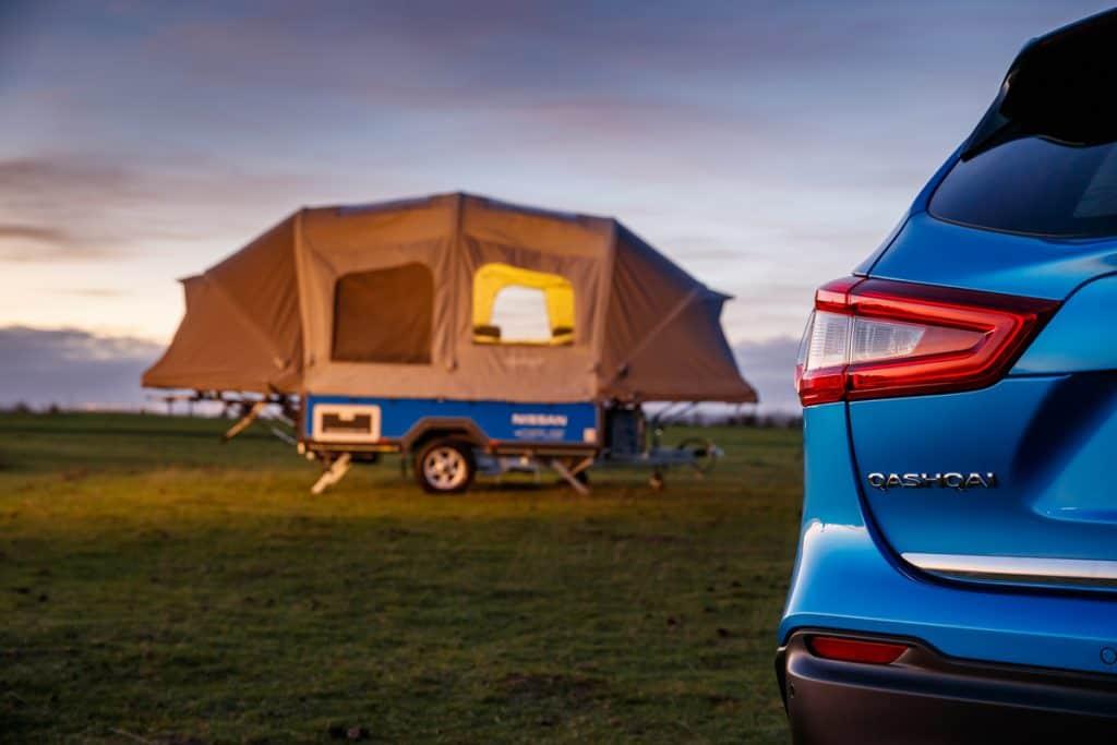 Mobile Speicherlösung im neuen Nissan x OPUS Concept