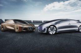 Daimler und BMW kooperieren beim automatisierten Fahren