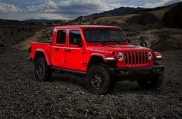 Limitierte Jeep Gladiator Start Edition