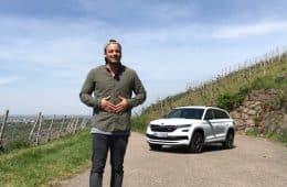 Škoda Kodiaq RS, Jan Weizenecker