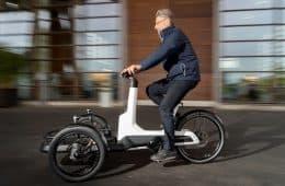 """Volkswagen Nutzfahrzeuge präsentiert auf der """"micromobility expo 2019"""" das neue Cargo e-Bike"""