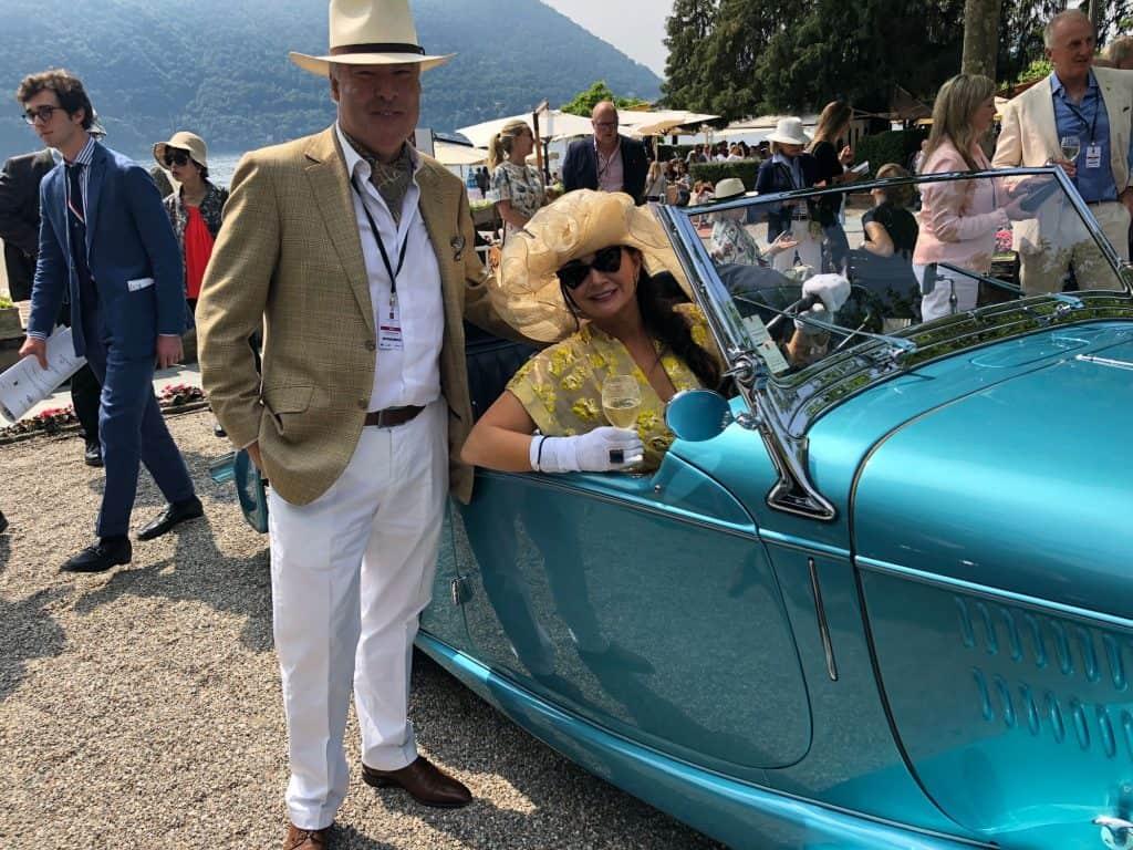 Concorso d'Eleganza Villa d'Este am Comersee, 2019