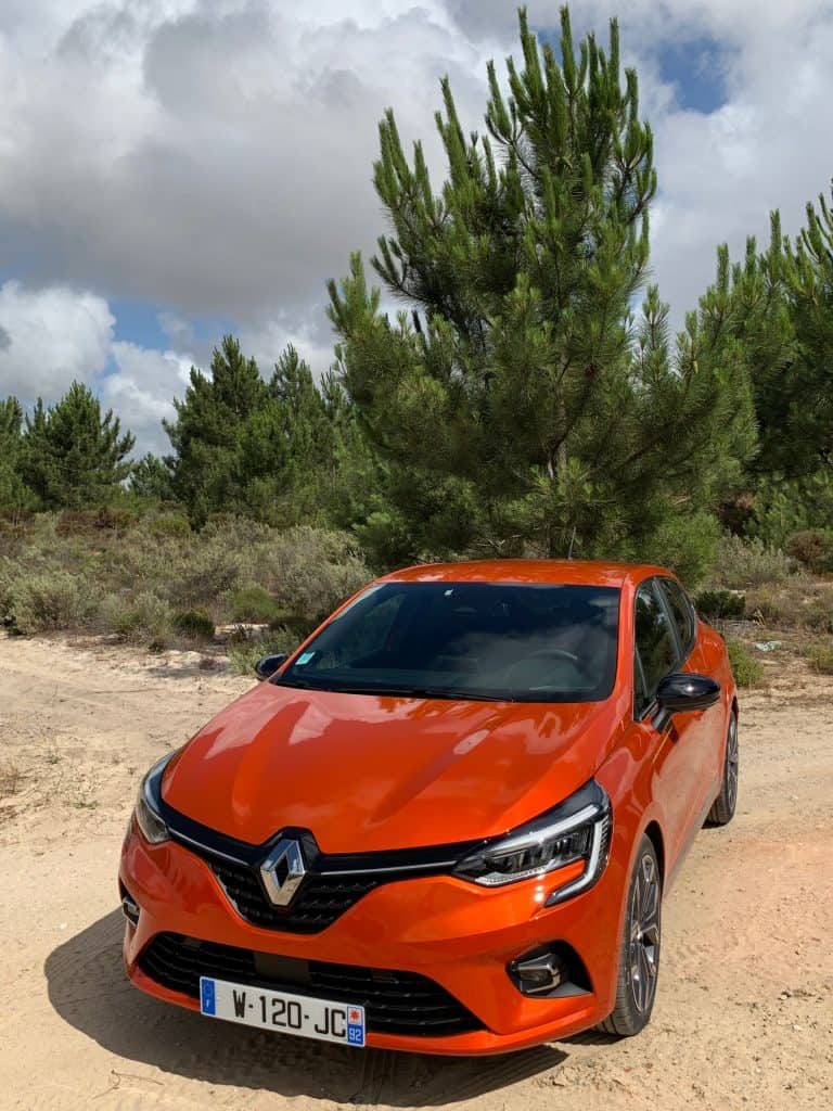 Renault Clio 2019, Front