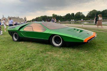Alfa Romeo Carabo 1969