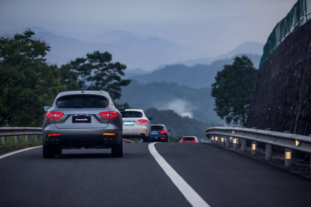 #Maserati #Quattroporte MY19 @ #China #Grand #Tour
