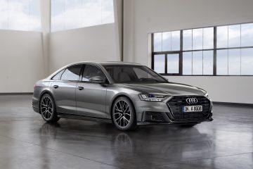 Das vorausschauende Aktivfahrwerk im Audi A8