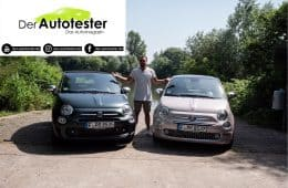 """Fiat 500 """"Star"""" vs. """"Rockstar"""" (69/85 PS)"""