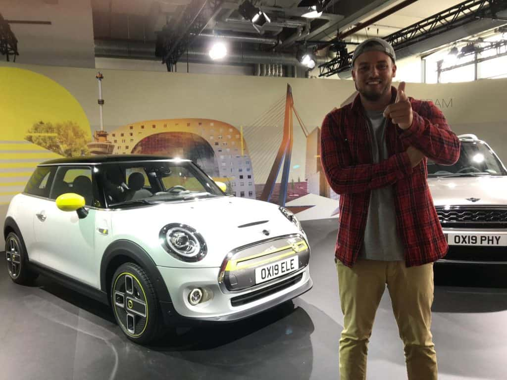 Mini Electric, Jan Weizenecker