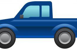 Pick-up-Emoji von Ford.