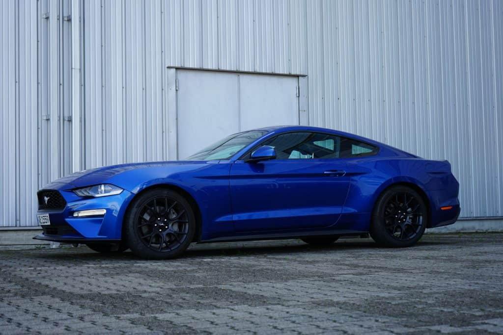 Der #Ford #Mustang für Sparfüchse