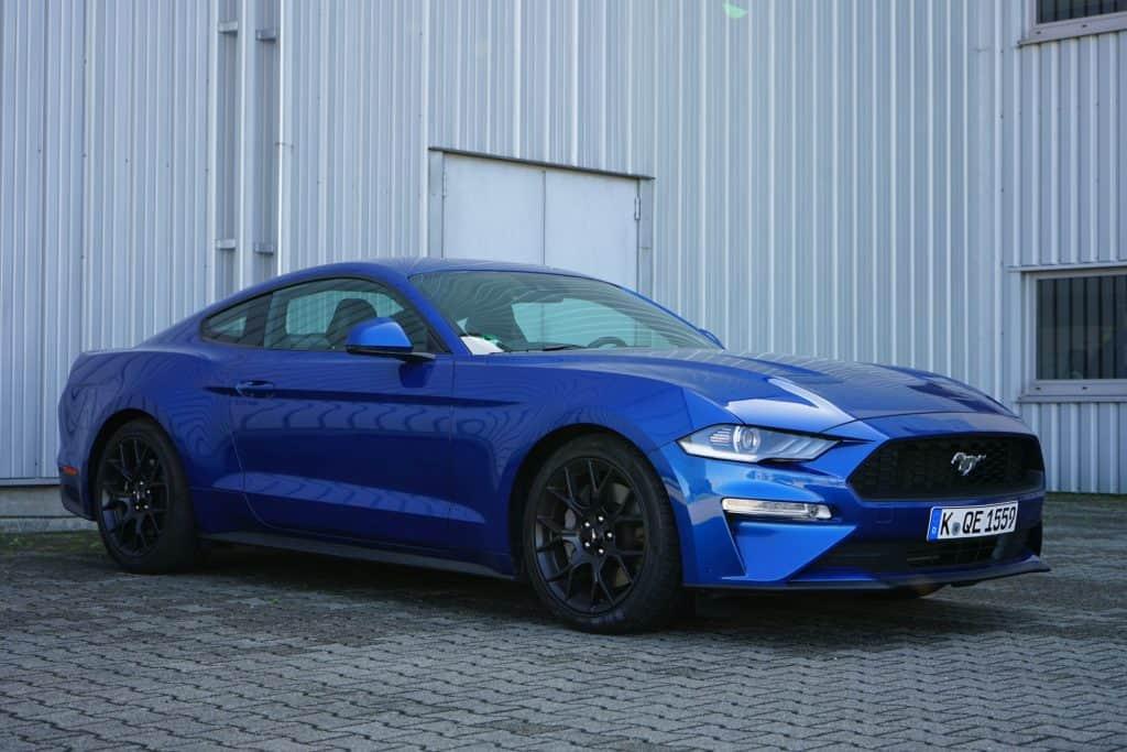 Der Ford Mustang für Sparfüchse