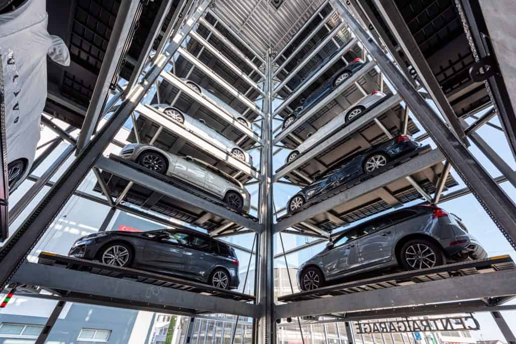 Volvo Tower of Basel