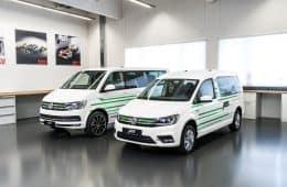 Abt stellt neuen e-Caddy auf der IAA 2019 vor