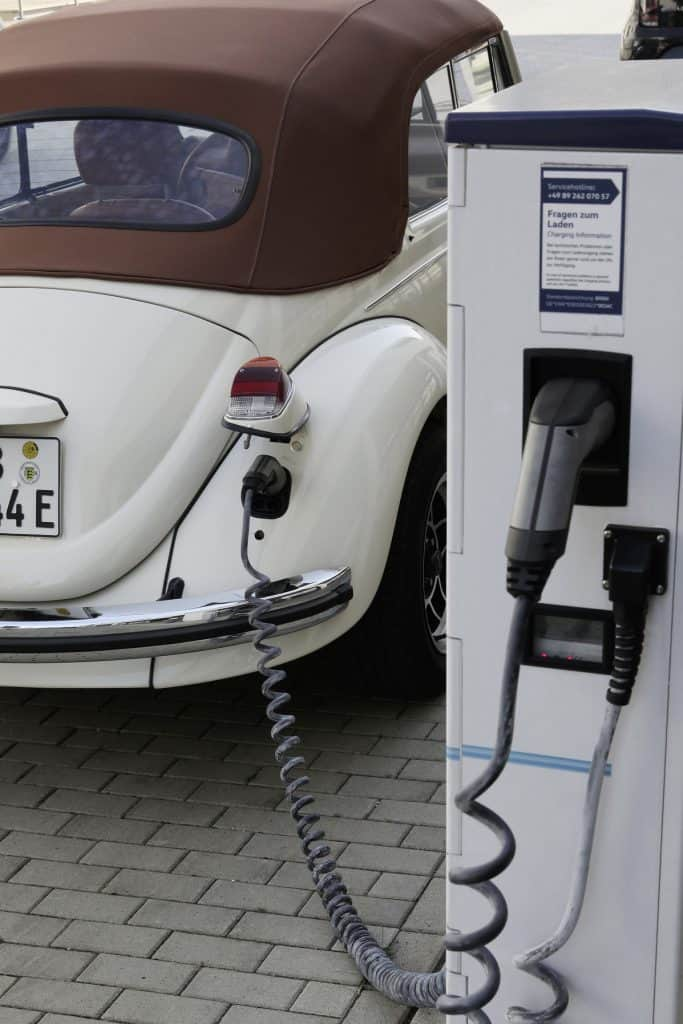 E-Antrieb für den Käfer