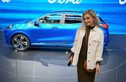 Ford Puma, IAA 2019, Nina Weizenecker