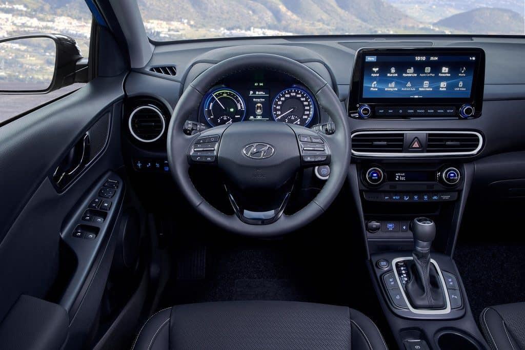 Hyundai Kona Hybrid 2019