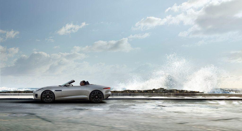 Jaguar F-Type R-Dynamic Limited Edition.