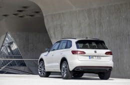 Volkswagen Touareg One Million.