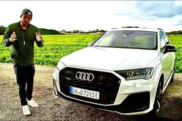 Audi Q7 60 TFSI e quattro (456 PS), Jan Weizenecker