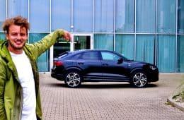 Audi Q3 Sportback 45 TFSI quattro (230 PS) , Jan Weizenecker