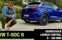 2020 VW T-Roc R