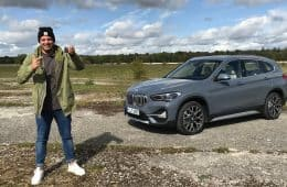 BMW X1, Jan Weizenecker