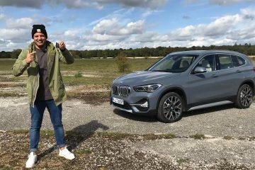 BMW X1, Jan Weizenecker