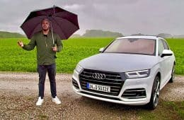 2020 Audi Q5 55 TFSI e quattro (367 PS), Jan Weizenecker