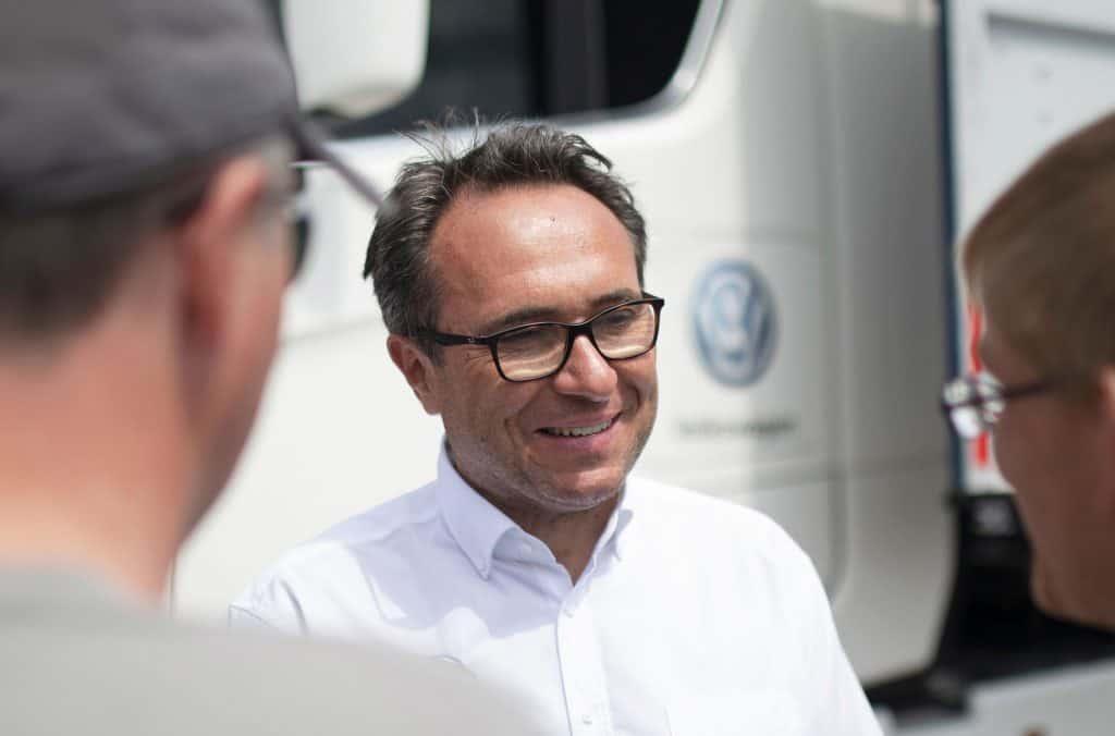 Sven Smeets,  Volkswagen Motorsport-Direktor