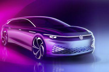 Volkswagen ID Space Vizzion.