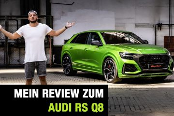 Audi RS Q8, Jan Weizenecker