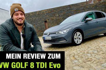 """Neuer VW Golf 8 """"Style"""" 2.0 TDI Evo, Jan Weizenecker"""