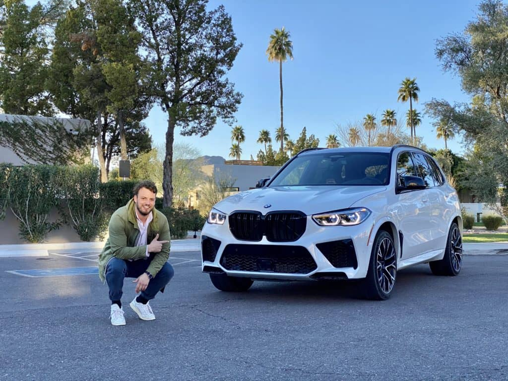 2020 BMW X5 M Competition (625 PS)