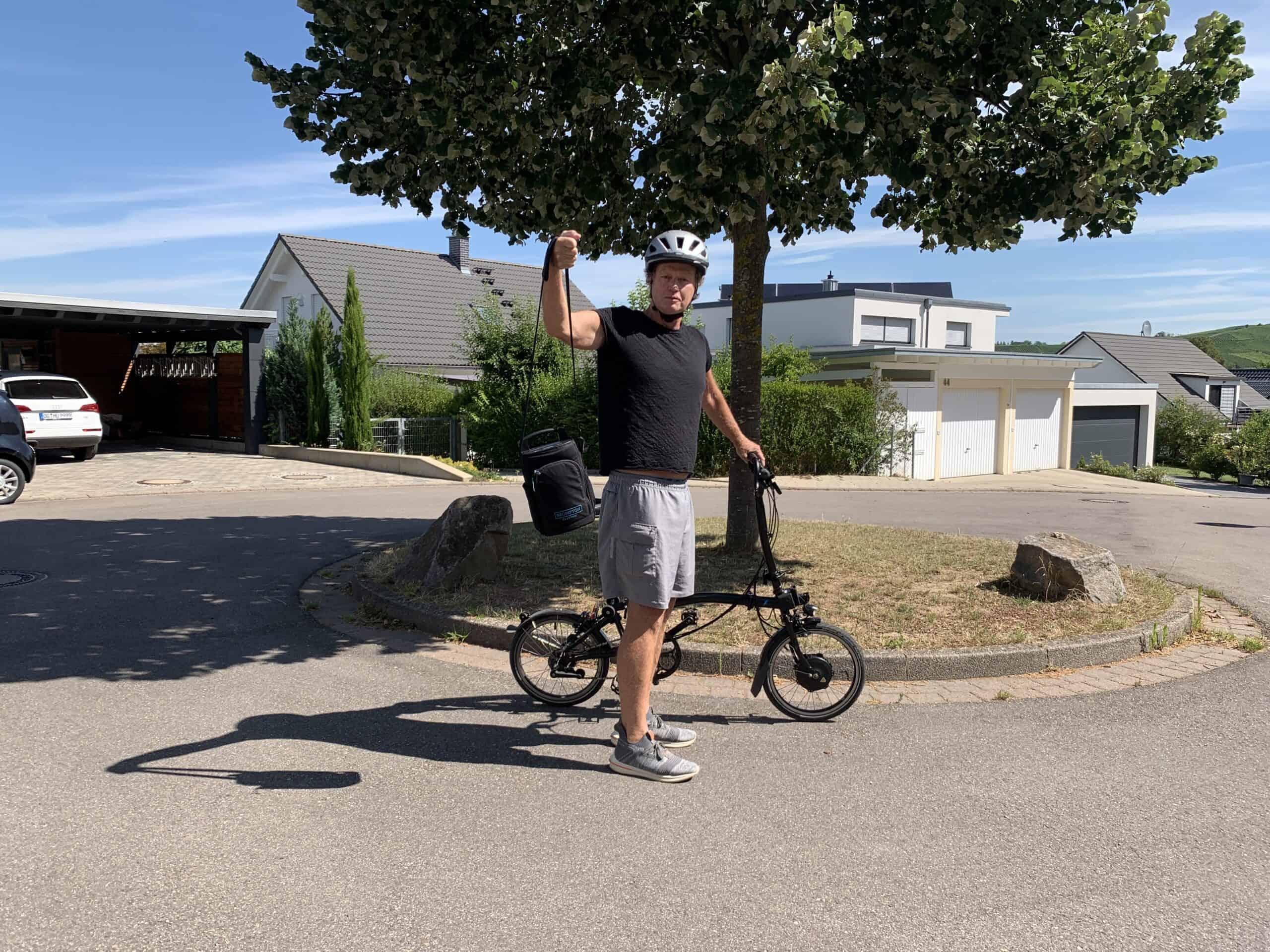 Brompton Electric - E-Faltrad mit Verbesserungspotenzial