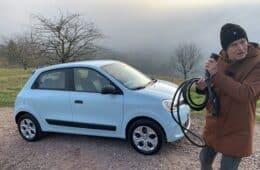 """Renault Twingo Electric """"Life""""- Hübscher Kleinstwagen nun auch mit reinem E-Antrieb"""