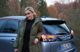 ( 2021 ) Opel Crossland GS-Line